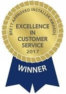 Excellence in Customer Service 2017