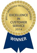 Excellence in Customer Service 2014