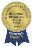 Regional Installer OF The Year 2018