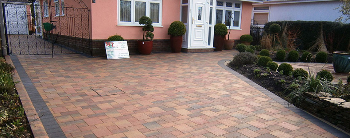Block Paving Patios Ferndown, Dorset